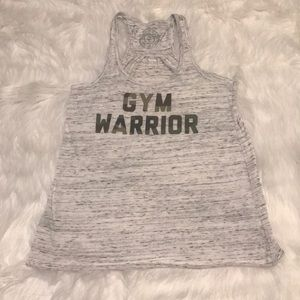 Gold's Gym Camouflage Racer Back Tank Top